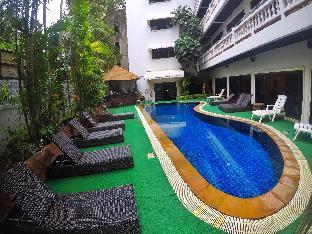 [パトン]アパートメント(75m2)| 2ベッドルーム/3バスルーム 2 Bedroom Apt. Pool View in center of Patong #d1