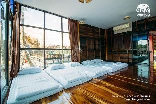 [クルン]バンガロー(30m2)| 1ベッドルーム/2バスルーム Sane Talay Chan Home stay Deluxe Family Room 06