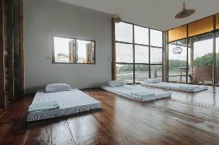 [クルン]バンガロー(30m2)| 1ベッドルーム/2バスルーム Sane Talay Chan Home stay Deluxe Family Room 25