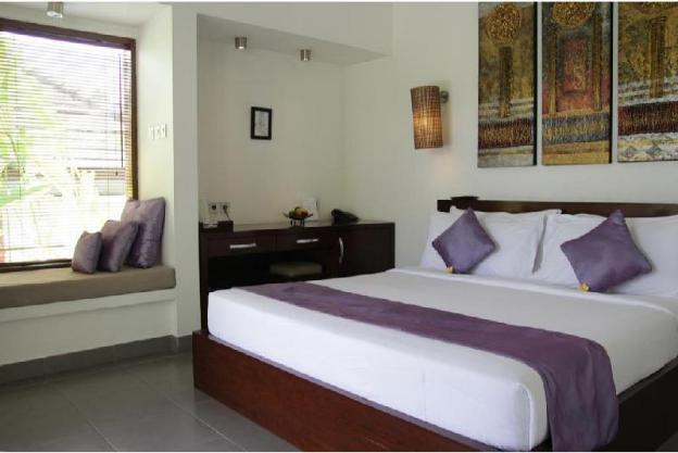 1 BR Deluxe room double bed SV