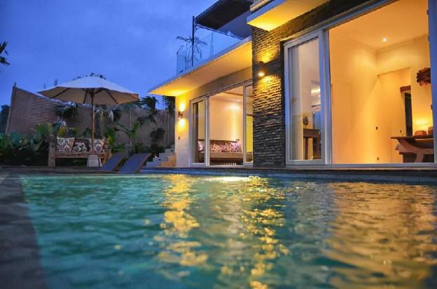 One-Bedroom Villa with Private Pool SV