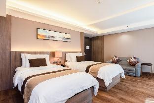 PRM TWN Wealth Lodge Asoke only 350 m to BTS Nana อพาร์ตเมนต์ 1 ห้องนอน 1 ห้องน้ำส่วนตัว ขนาด 38 ตร.ม. – สุขุมวิท