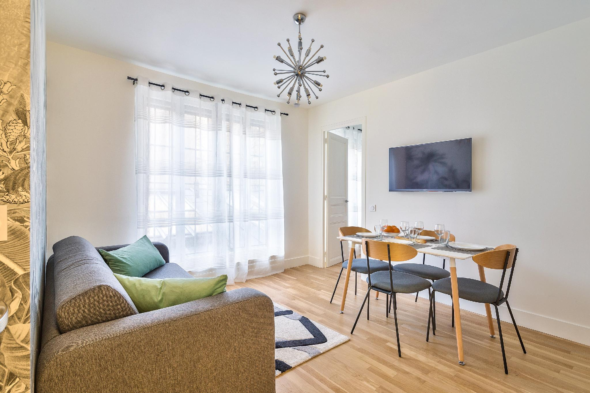 NEW Paradis 2 - Great Flat In Paris