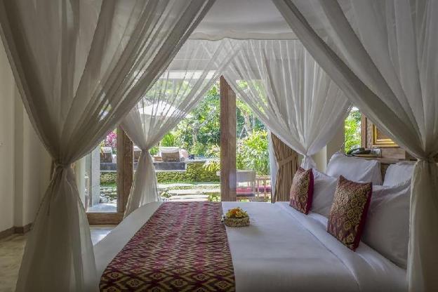 Udaya Resort Garden Suite Room - Breakfast