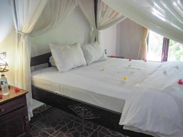 Scuba Tribe Bali Dormitory Single Bed 1