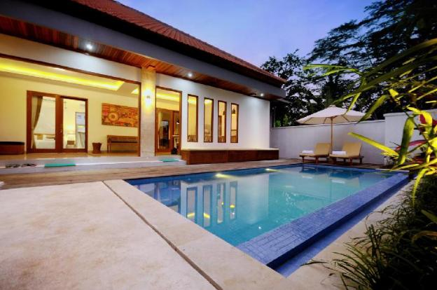 2 BDR Abian Sari Villa Ubud
