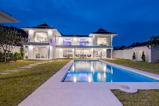 [トゥッタイ]ヴィラ(838m2)| 4ベッドルーム/3バスルーム Prestigious Pool Villa by Falcon Hill (FH206)