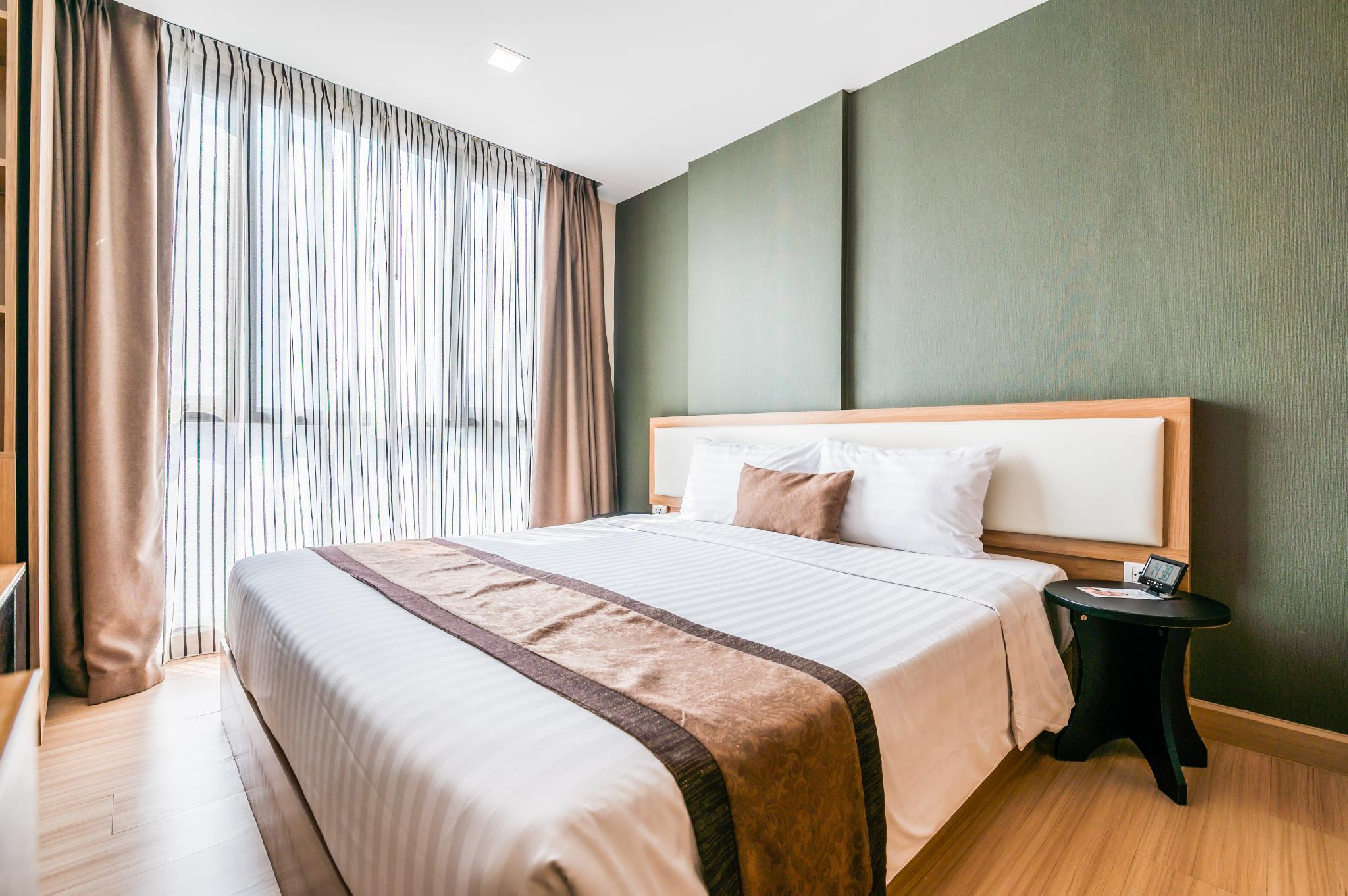 Spacious Room nearby BTS Ekkamai อพาร์ตเมนต์ 1 ห้องนอน 1 ห้องน้ำส่วนตัว ขนาด 50 ตร.ม. – สุขุมวิท