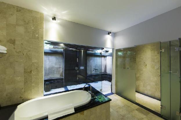 2BR luxurious space private pool and berkfast free