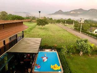 [カオヤイ国立公園](75m2)| 4ベッドルーム/4バスルーム Sethachan Home Khaoyai