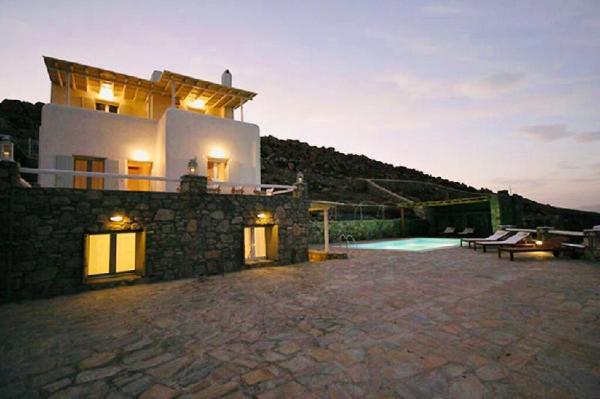 Villa Miglia Kanalia Mykonos - 6bd/private pool Mykonos