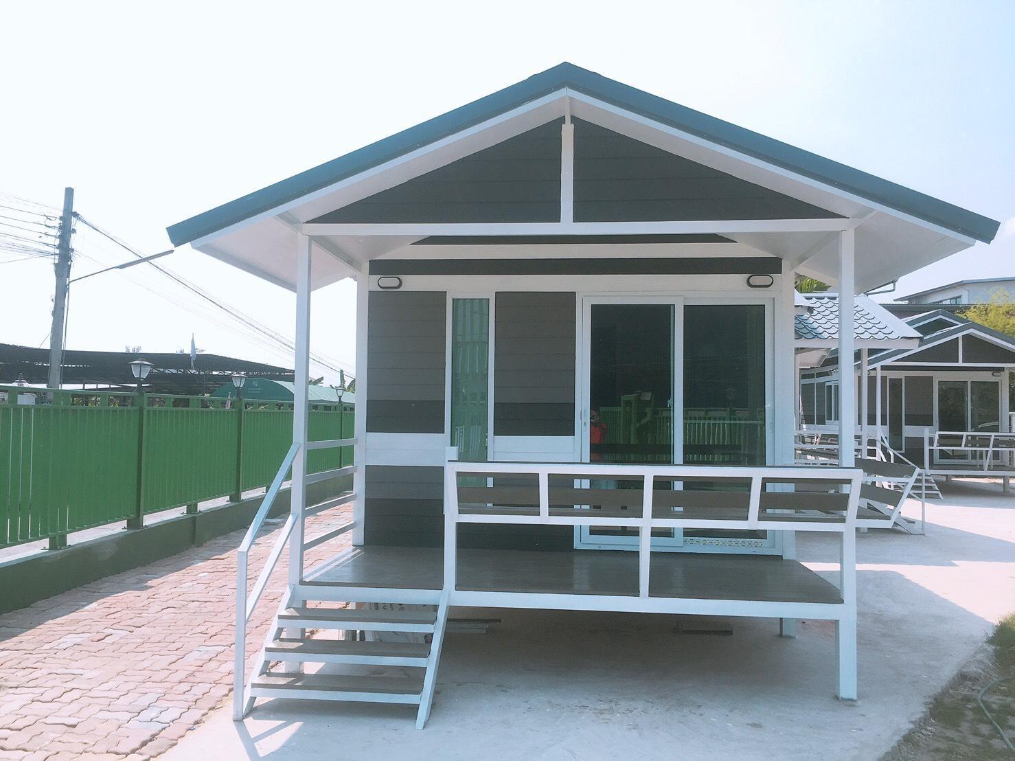 5kon@home บ้านเดี่ยว 1 ห้องนอน 1 ห้องน้ำส่วนตัว ขนาด 21 ตร.ม. – Don Mueang International A