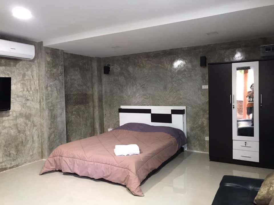 SANG Apartment Airport KI-902 อพาร์ตเมนต์ 1 ห้องนอน 1 ห้องน้ำส่วนตัว ขนาด 36 ตร.ม. – สนามบินเชียงใหม่