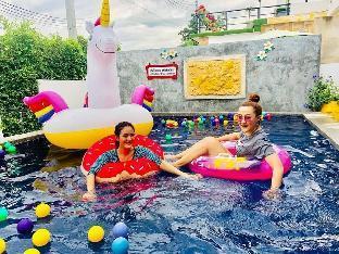 Namfon Pool Villa Huahin (BBQ & Karaoke) วิลลา 2 ห้องนอน 2 ห้องน้ำส่วนตัว ขนาด 150 ตร.ม. – บ่อฝ้าย