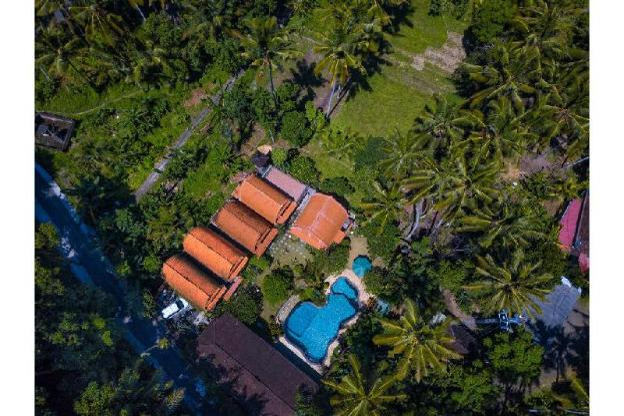 6 BR VIlla with Pool & Garden View - Breakfast