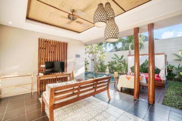 1 Bedroom Pool Villa 5 mins ride to Jimbaran Beach