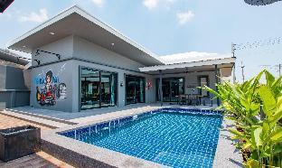 Private pool villas @ HuaHin บ้านเดี่ยว 3 ห้องนอน 2 ห้องน้ำส่วนตัว ขนาด 240 ตร.ม. – เขาหินเหล็กไฟ