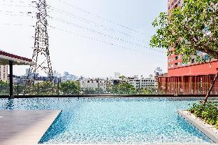 [Ratchada]アパートメント(30m2)| 1ベッドルーム/1バスルーム [hiii]Pintura/InfinityPool/ThongLo Ekkamai-BKK227