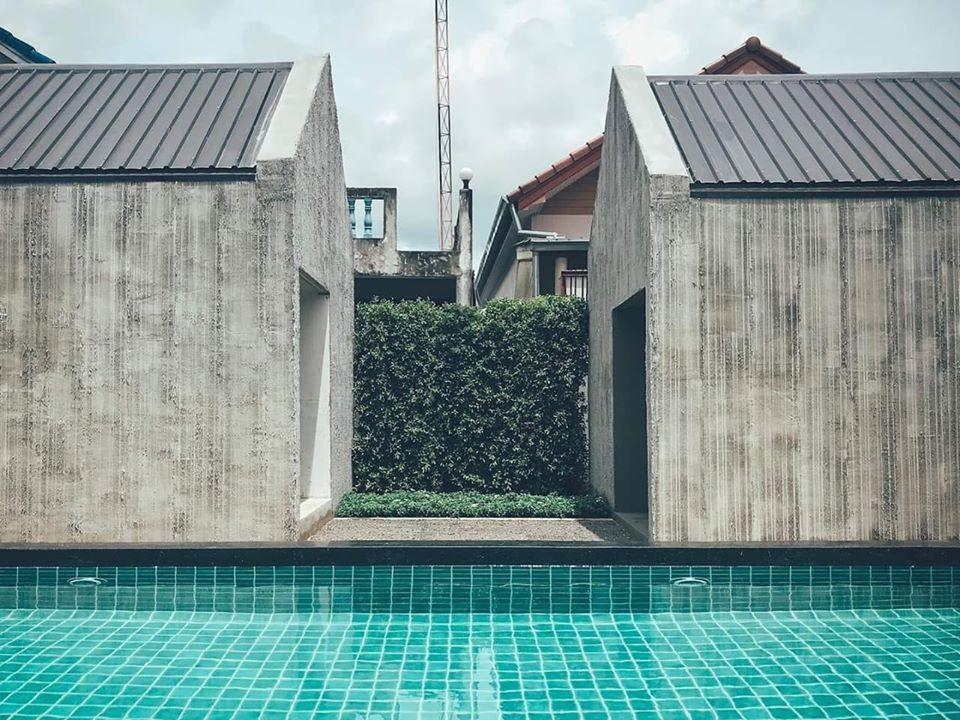 Kim Villa Bangsaray 4 วิลลา 1 ห้องนอน 1 ห้องน้ำส่วนตัว ขนาด 30 ตร.ม. – บางสเหร่