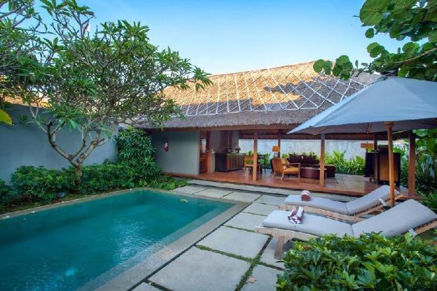 1 BR Villa- Garden View with Breakfast