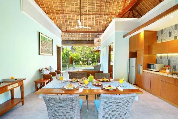 3 BR Villa-Private Pool-Breakfast