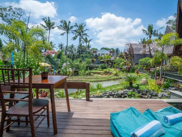 Two Bedroom Villa facing Rice Field