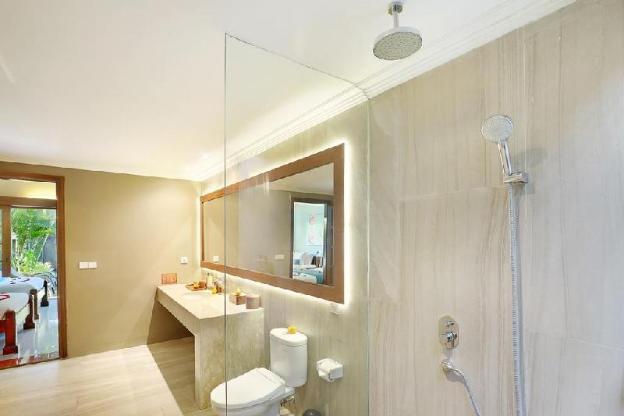 2BR With Private Pool+Bathtub+Brkfst@Seminyak Bali