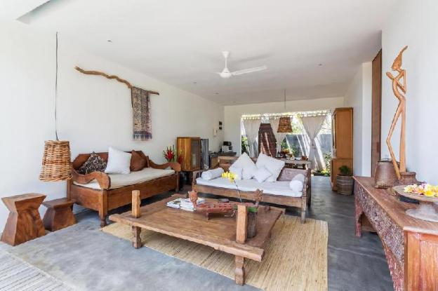 2 BR Villa with Private Pool- Breakfast (De Ubud)