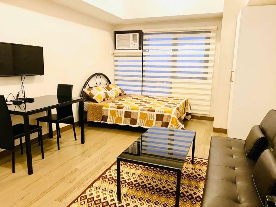Studio Type Condominium w/ Free Access POOL & GYM