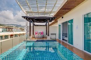 [クロンムアン]アパートメント(144m2)| 2ベッドルーム/2バスルーム Deluxe Two Bedroom Pool Suite 144 SQ.M