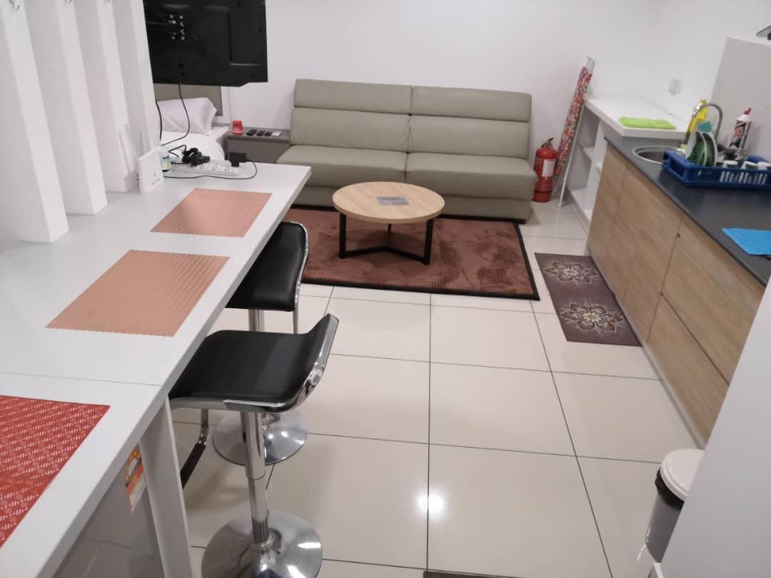 D'N Nest Evo Suite – Bandar Baru Bangi + Wifi A11
