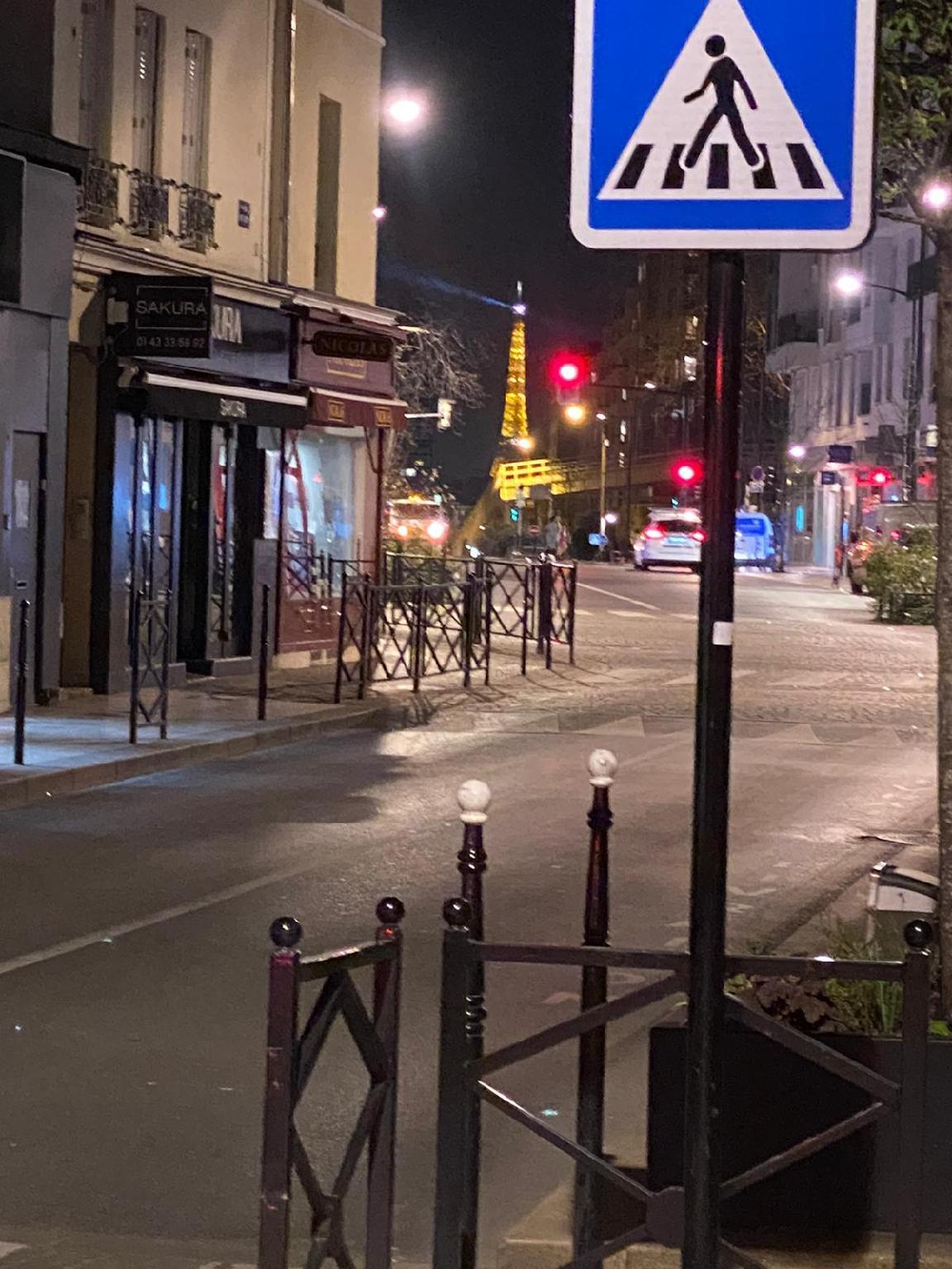 Parfait pour un séjour à Paris