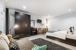 [Thonburi]スタジオ アパートメント(33 m2)/1バスルーム NUTANEE's Room No.04