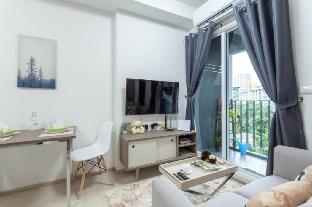 [Ratchada]アパートメント(32m2)| 1ベッドルーム/1バスルーム chapter onr eco 网小区,代街,中餐