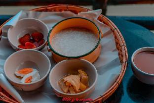 [フアイサック]一軒家(20m2)| 1ベッドルーム/1バスルーム Baan Rai Nai Phon - White tent