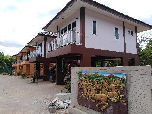 [市内中心部]一軒家(500m2)| 1ベッドルーム/1バスルーム Lampang ngern nha home