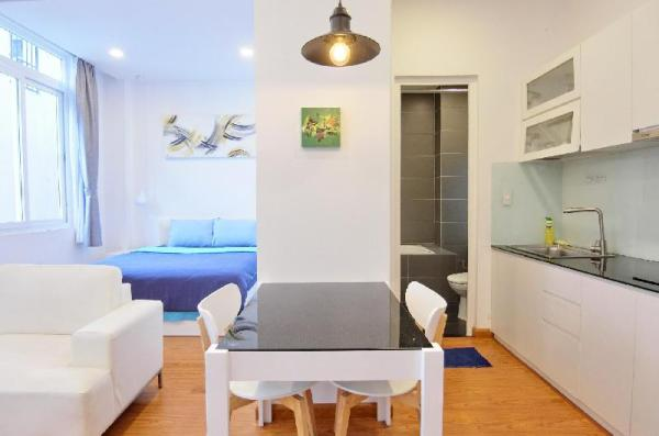 M- HService Apartment with super space and bathtub Ho Chi Minh City