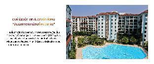 [チャアム ビーチフロント]スタジオ アパートメント(26 m2)/1バスルーム AD Resort Cha am - Huahin
