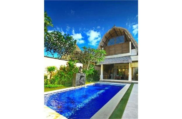 Peace and Privacy with  1BR Private Pool
