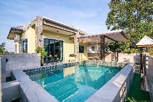 [チャアム]ヴィラ(130m2)| 2ベッドルーム/2バスルーム Hadsadin  Pool Villa  Cha am