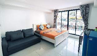 [バンセーン]アパートメント(20m2)| 1ベッドルーム/1バスルーム Balcony Room1