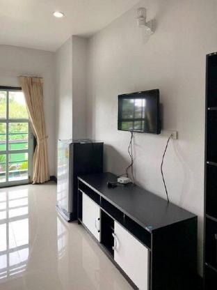 [ランプーン]スタジオ アパートメント(40 m2)/1バスルーム Baan Ueng fah 06