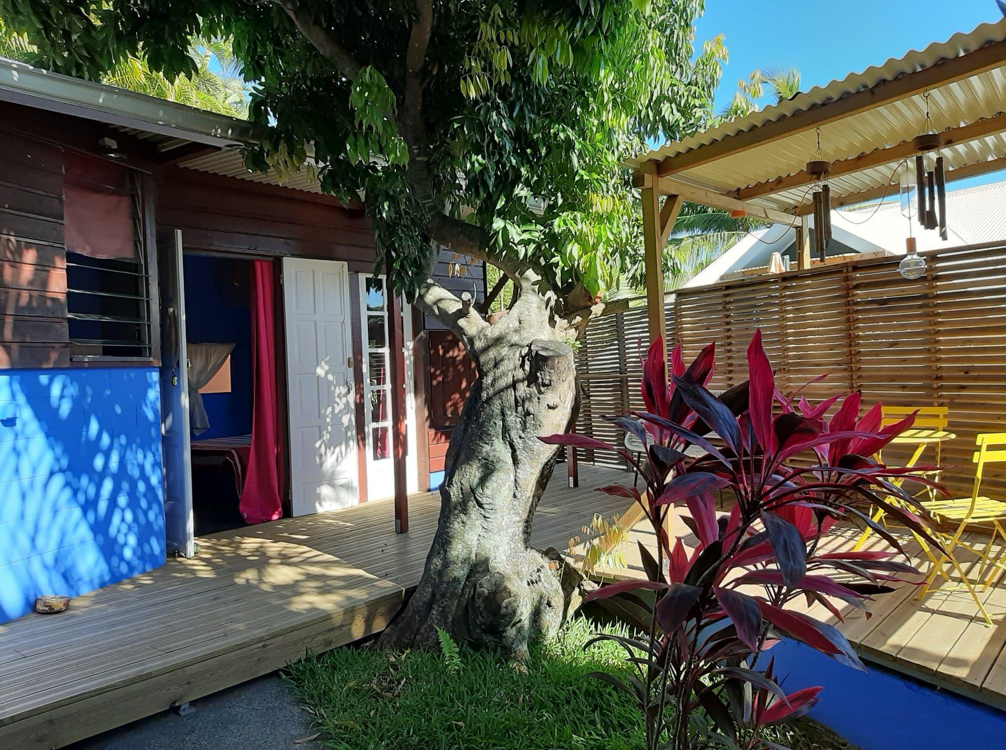 T2 Bas de La Bretagne 55 m² + Terrasse + Jardin