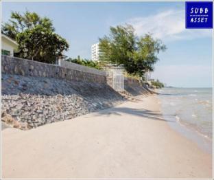 [ホアヒン ビーチフロント]ヴィラ(400m2)| 4ベッドルーム/4バスルーム Beachfront Poolvilla for 20 Persons | Huahin Beach