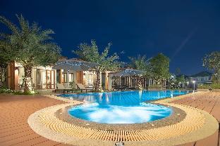 [ホアヒン市内中心地]一軒家(350m2)| 9ベッドルーム/9バスルーム KanKan Resort Hua Hin Luxury Private Pool Villa