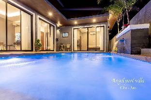 [カオヤイ(チャアム)]ヴィラ(54m2)| 2ベッドルーム/2バスルーム Angel pool villa cha-am