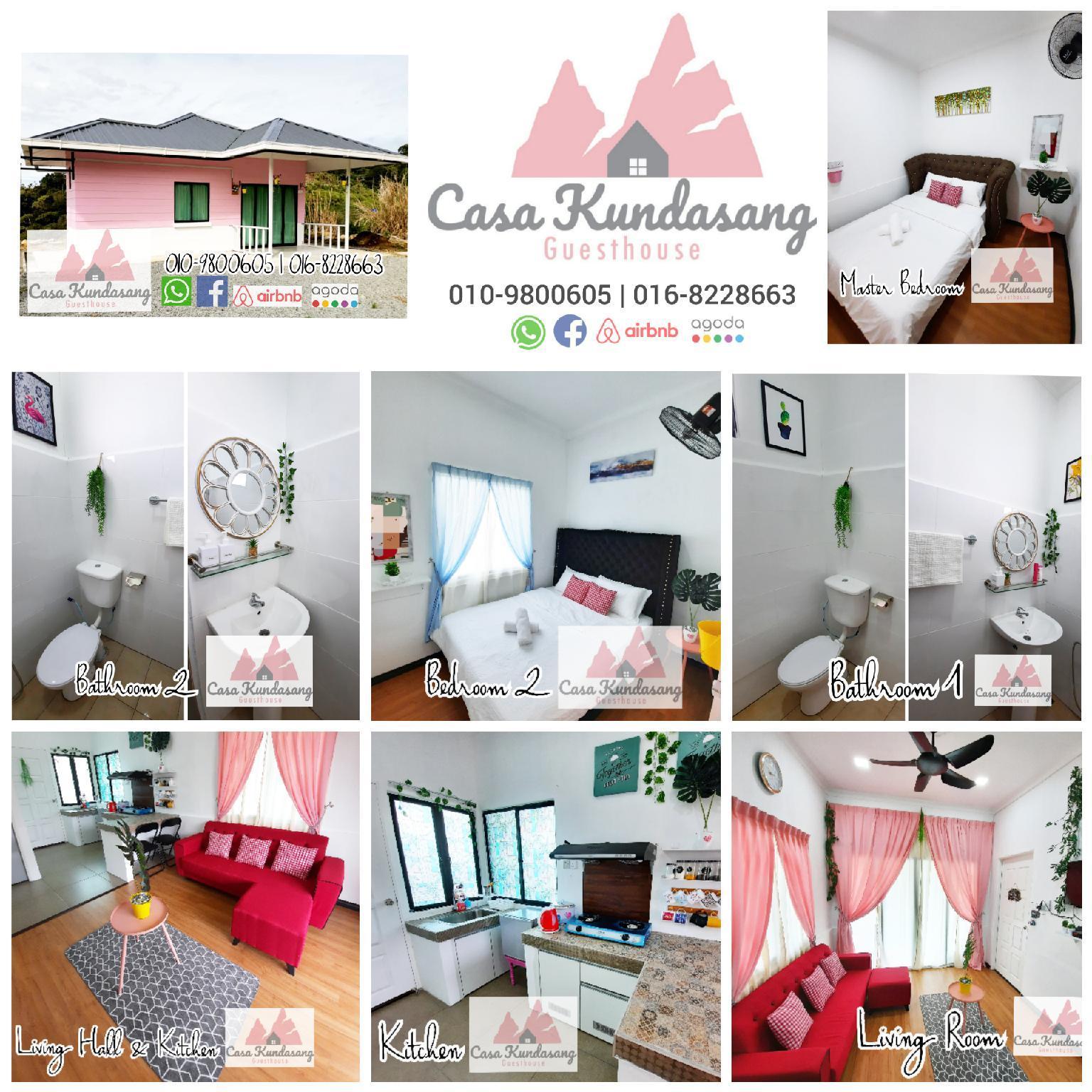 Casa Kundasang Guesthouse