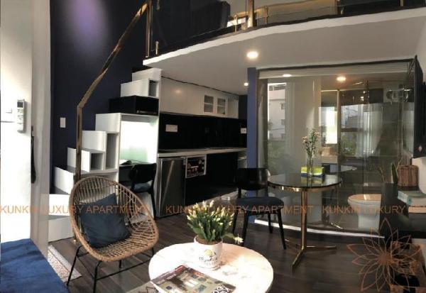 Blue Luxury Apartment Ho Chi Minh City