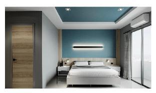 [ムアンチョンブリー]スタジオ アパートメント(22 m2)/1バスルーム DHANAKARN HOTEL