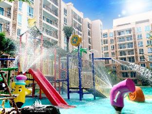 [ジョムティエンビーチ]アパートメント(35m2)| 1ベッドルーム/1バスルーム Atlantis特蒂斯水系公寓